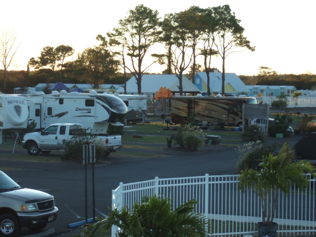 Ocean City Great Camping Castaways Campground